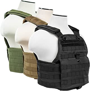 ATG Tactical Vest MOLLE and PALS Fully Adjustable M-XL (Green)