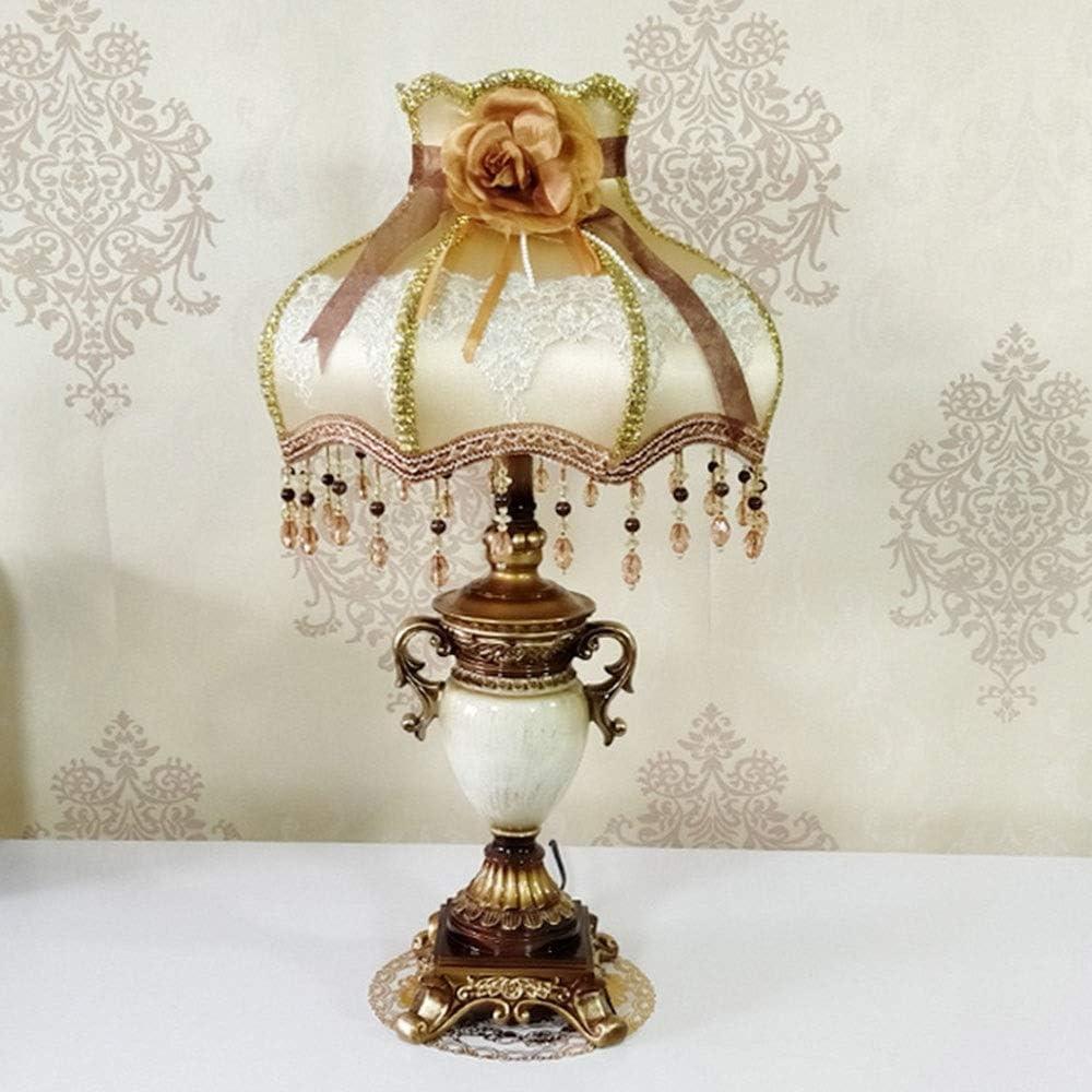 ZHCHL Desk Lamps Lamp White favorite Pendant Direct sale of manufacturer Cloth Lace Tassel