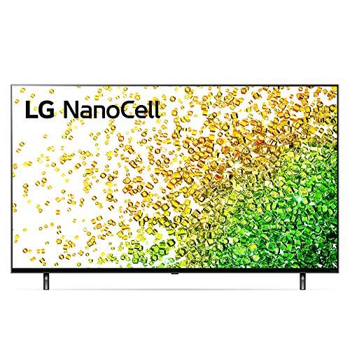 """LG NanoCell 65NANO856PA Smart TV LED 4K Ultra HD 65"""" Serie Nano 85, con Wi-Fi, Processore 4K α7 con AI, Nano Color, Local Dimming, FILMMAKER MODE, HDR 10 Pro, Google Assistant e Alexa Integrati"""