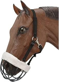 Tough-1 Freedom Muzzle w/ Nylon Headstall - Horse