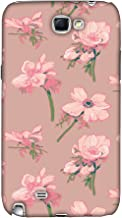 Samsung Galaxy Note II GT-N7100 Case, Premium Handcrafted Designer Hard Shell Snap On Case Shockproof Printed Back Cover for Samsung Galaxy Note II GT-N7100 - Floral Beauty