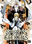 Spirits Seekers Edition simple Tome 4