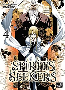 Spirit Seekers Edition simple Tome 4
