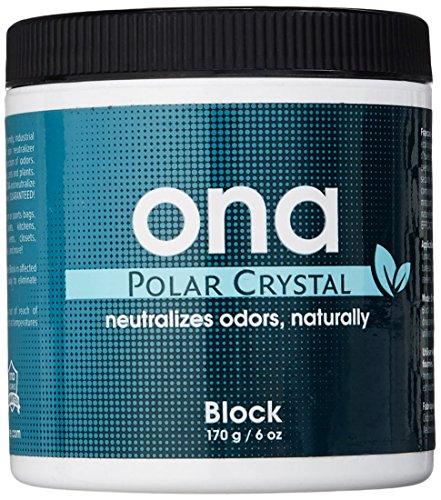 gloria ONA Block Polar Cristal, Transparente