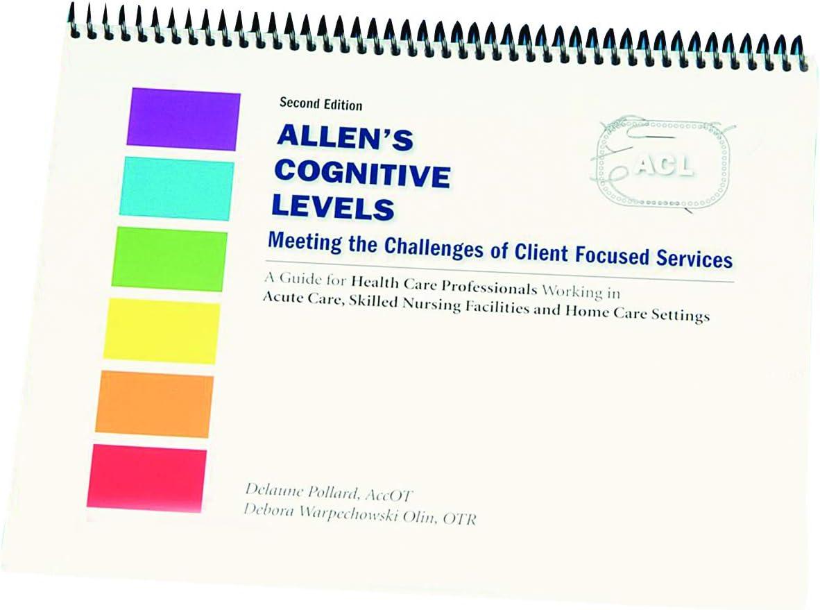 trust Free Shipping New Allen Diagnostic Cognitive Levels