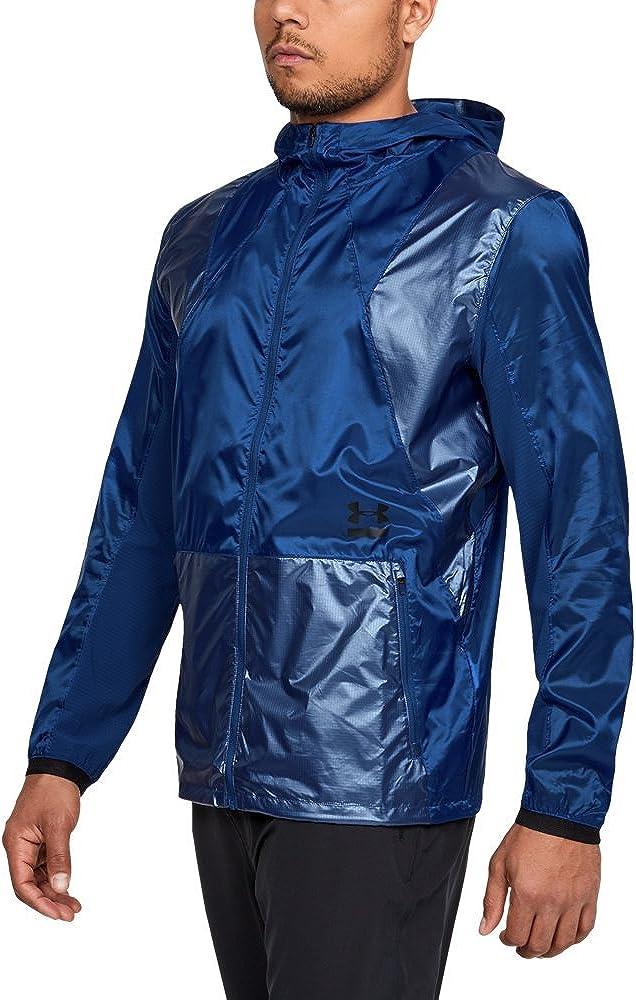 Under Armour Mens Heatgear Perpetual Trainingskapuzenjacke Mens Jacket