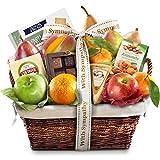 Sympathy Deluxe Fruit Basket