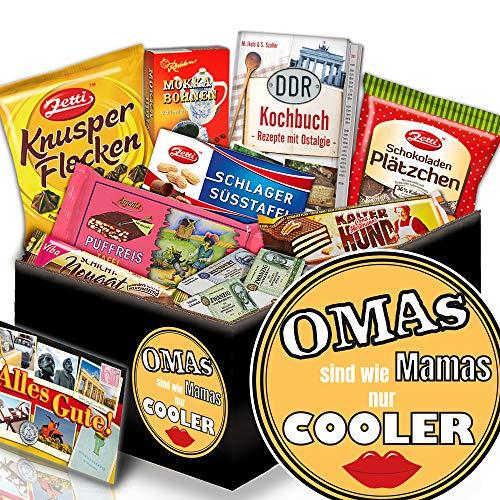 Coole Omas / Präsentkorb Schokolade / Geschenk Oma Geburtstag