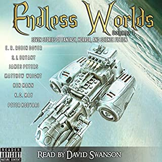 Endless Worlds Volume 1 audiobook cover art