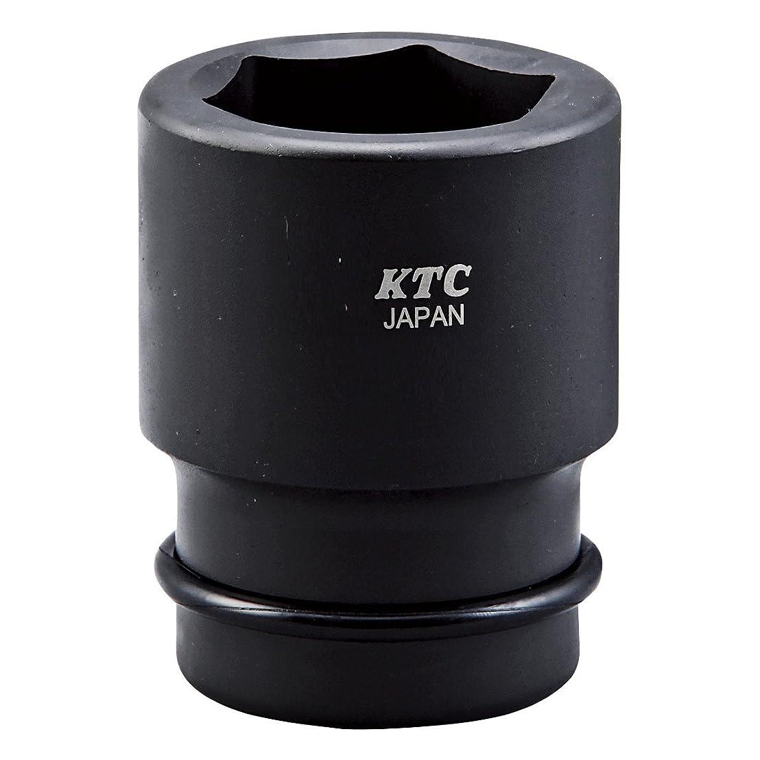 教育者スキム電報KTC(ケーテーシー) 25.4mm (1インチ) インパクトレンチ ソケット (標準) 33mm ピン?リング付 BP8-33P