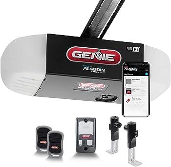 Genie SilentMax Ultra-Quiet Belt Drive Smart Garage Door Opener