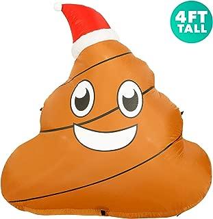 inflatable christmas rv