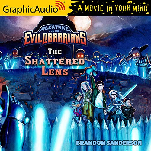 The Shattered Lens cover art