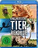 Unglaubliche Tier-Rekorde Teil 2 - National Geographic [Blu-ray]
