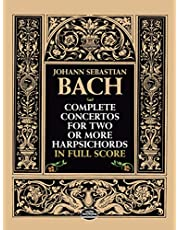 COMP CONCERTOS FOR 2 OR MORE H (Dover Music Scores)
