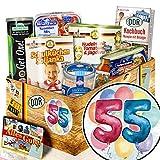55. Geburtstagsgeschenk + Geschenke zum 55 Geburtstag Mann + DDR Produkte