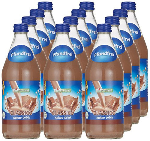 Münsterland Classico Kakao-Drink, 12er Pack (12 x 500 g)