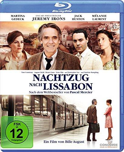 Treno di notte per Lisbona / Night Train to Lisbon [ Origine Tedesco, Nessuna Lingua Italiana ] (Blu-Ray)