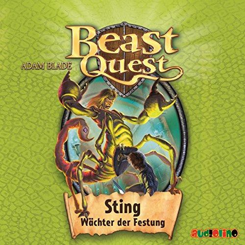 Sting, Wächter der Festung Titelbild