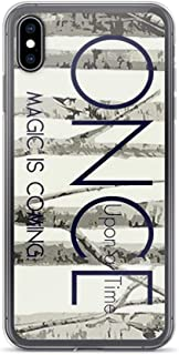 iPhone 6 Case iPhone 6s Case Clear Anti-Scratch Once Upon a Time (OUAT) - Magic is Coming. Cover Phone Cases for iPhone 6/iPhone 6s, Crystal Clear