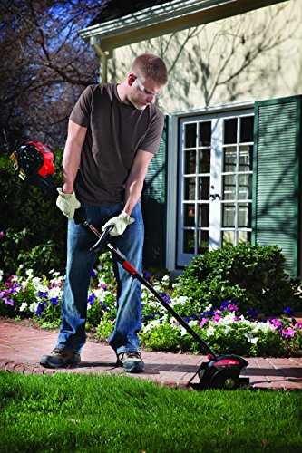 TrimmerPlus TPE720 Dual Edger Attachment for Attachment Capable String Trimmers, Polesaws, and Powerheads
