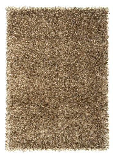 Handgetufteter Teppich Feeling in Beige Teppichgröße: 140 x 200 cm