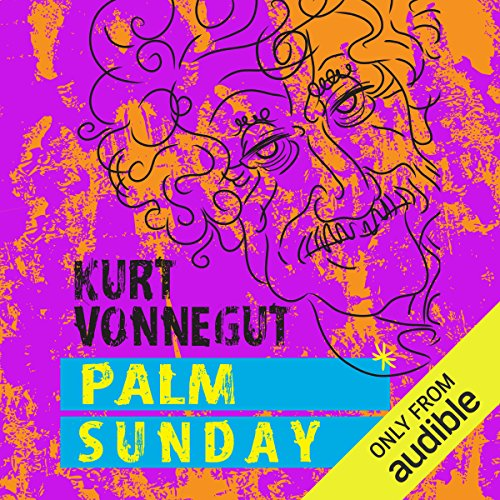 Palm Sunday audiobook cover art