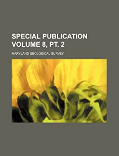 Special Publication Volume 8, PT. 2