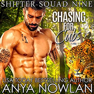 Chasing for Cubs                   Written by:                                                                                                                                 Anya Nowlan                               Narrated by:                                                                                                                                 Beth Roeg                      Length: 4 hrs and 54 mins     1 rating     Overall 5.0