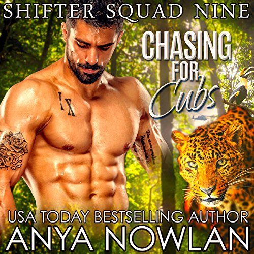 Chasing for Cubs audiobook cover art