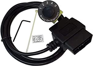 EFILIVE DODGE CUMMINS CSP5 5-Position Switch for EFI Live Tuning 2006-2018 5.9L & 6.7L Pass Through