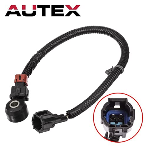 autex engine knock detonation sensor ks79 ks79t 22060-30p00 compatible with  nissan 200sx & 240sx