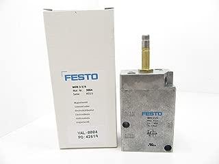 MFH-3-1/4 9964 MFH314 Festo Solenoid Valve (New in Box)