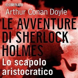 Sherlock Holmes e lo scapolo aristocratico copertina