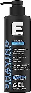Elegance Transparent Shaving Gel Earth 16.9 Oz
