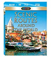 Scenic Routes Around the World: Asia [Blu-ray] [Import]