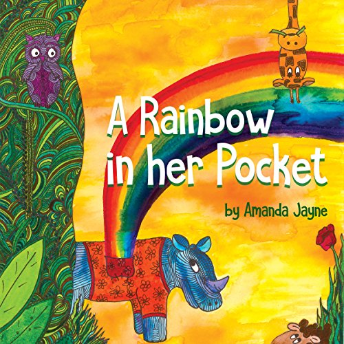 A Rainbow in Her Pocket audiobook cover art