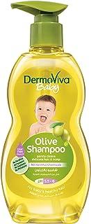 Dermoviva Baby Olive Shampoo 200 Ml
