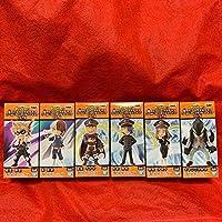 僕のヒーローアカデミア ワールドコレクタブルフィギュア vol.8 全6種セット