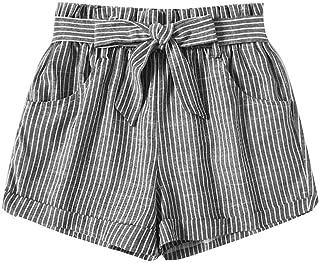 45e485021d667c Amazon.fr : chaine pantalon - Shorts et bermudas / Femme : Vêtements