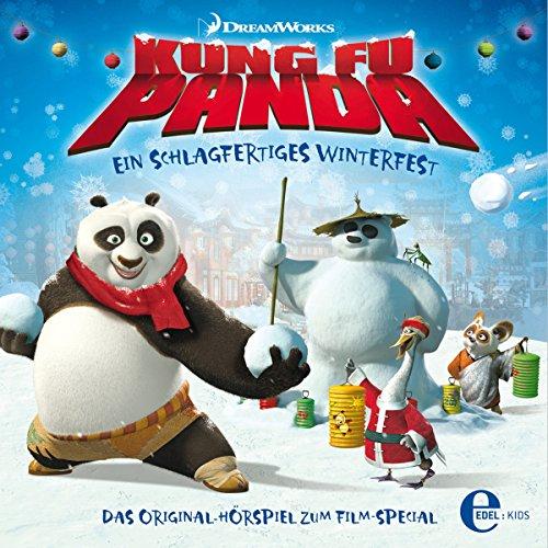 Kung Fu Panda: Ein schlagfertiges Winterfest Titelbild