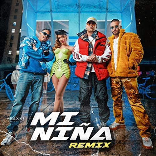 Wisin, Myke Towers & Maluma feat. Anitta & Los Legendarios