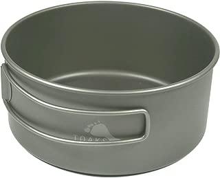 TOAKS Titanium 550ml D118mm Bowl