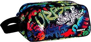 Montichelvo Shoe Bag CMP Freestyle Bolsa Escolar, 34 cm, Multicolor (Multicolour)