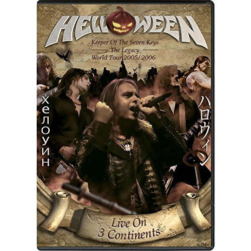 Live On 3 Continents [DVD]