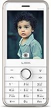 Lava Spark i8 (White-Gold)
