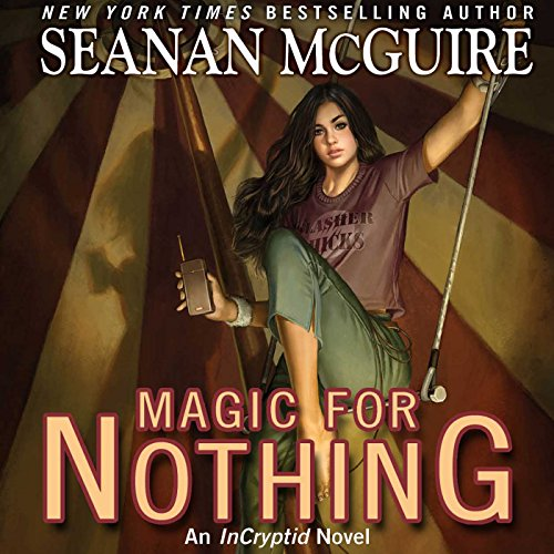 Magic for Nothing cover art