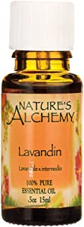 Nature's Alchemy Essential Oil, Lavender, 0.5 Ounce