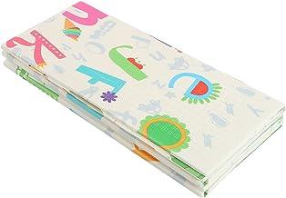 Baby-kruipmat, BPA-vrije XPE-babyspelmat 1 cm dik kussen voor op reis voor picknick voor binnen voor buiten