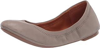 حذاء باليه مسطح للسيدات من Lucky Brand, (دريفتوود), 36 EU